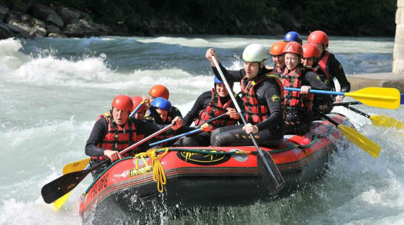 activite rafting
